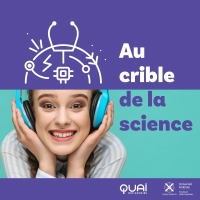 Au crible de la science cover