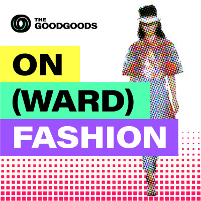 ON(WARD) FASHION cover