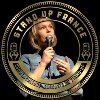 EP50 : Avoir une carrière civile épanouissante et faire du stand-up feat. Nathalie Boitel cover