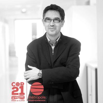 #2050 Le Podcast - Benoît Laignel sur le changement climatique en 2050 cover