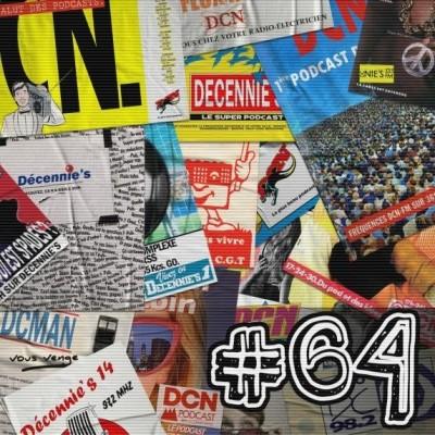 decennies -64- Les radios Libres cover