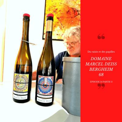 Episode 14: Jean Michel Deiss ou la fable du vigneron littéraire cover