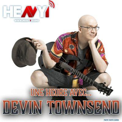 image Une heure avec... Devin Townsend