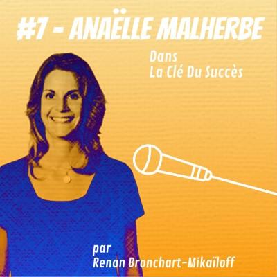 #7 - Anaëlle Malherbe - Mieux se connaître pour se surpasser cover