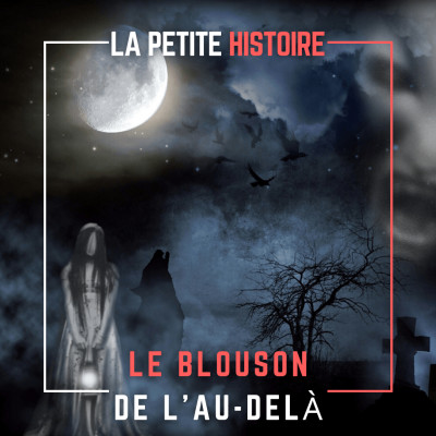 Le Blouson de l'Au-Delà cover