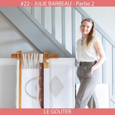 #11 - Carte Blanche - Julie Barbeau Part 2 cover