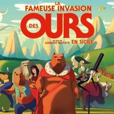 """image 09 oct 19 : Lorenzo Mattotti, """"La fameuse invasion des ours en Sicile"""""""