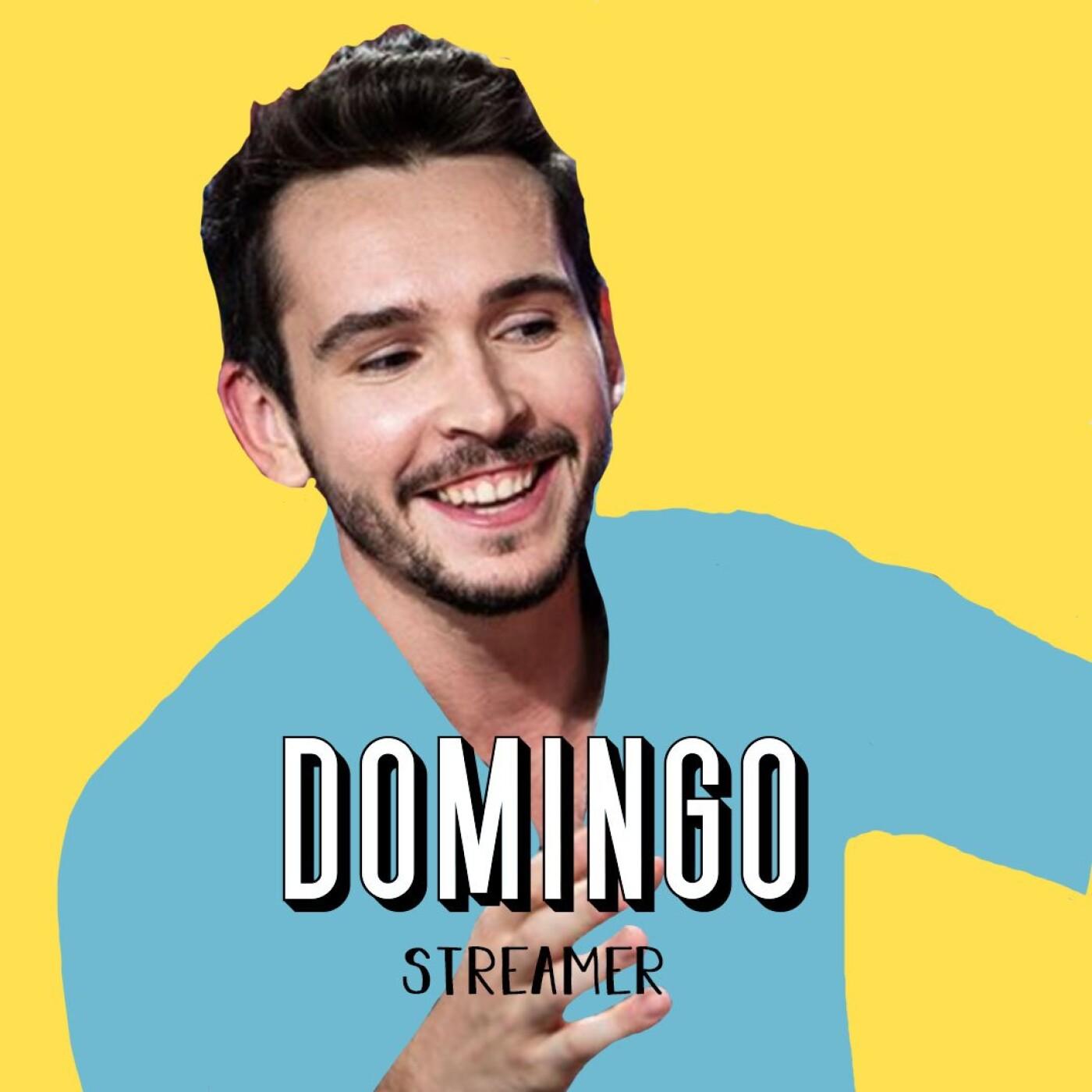 Domingo, Streamer - Tu ne sauras pas tant que tu n'auras pas essayé