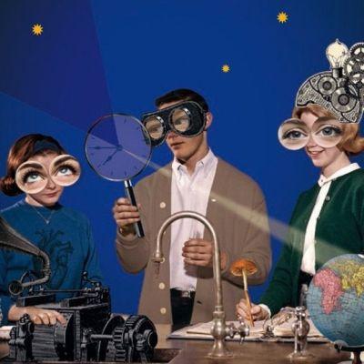 image Sherlocko détective de l'espace - Ep.6  « Drôles d'animaux »