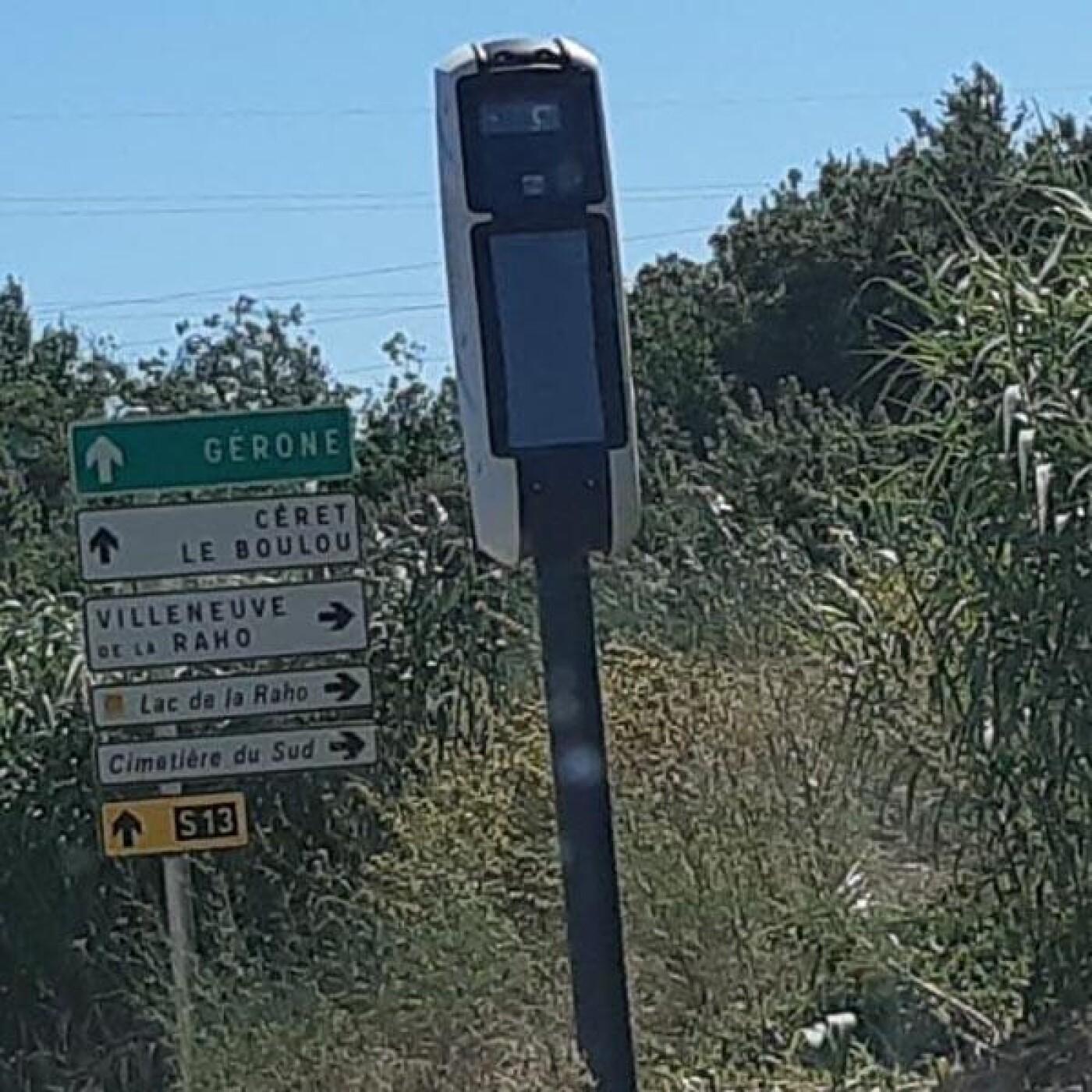 Une Barcelonaise septuagénaire flashée à 298 km/h !