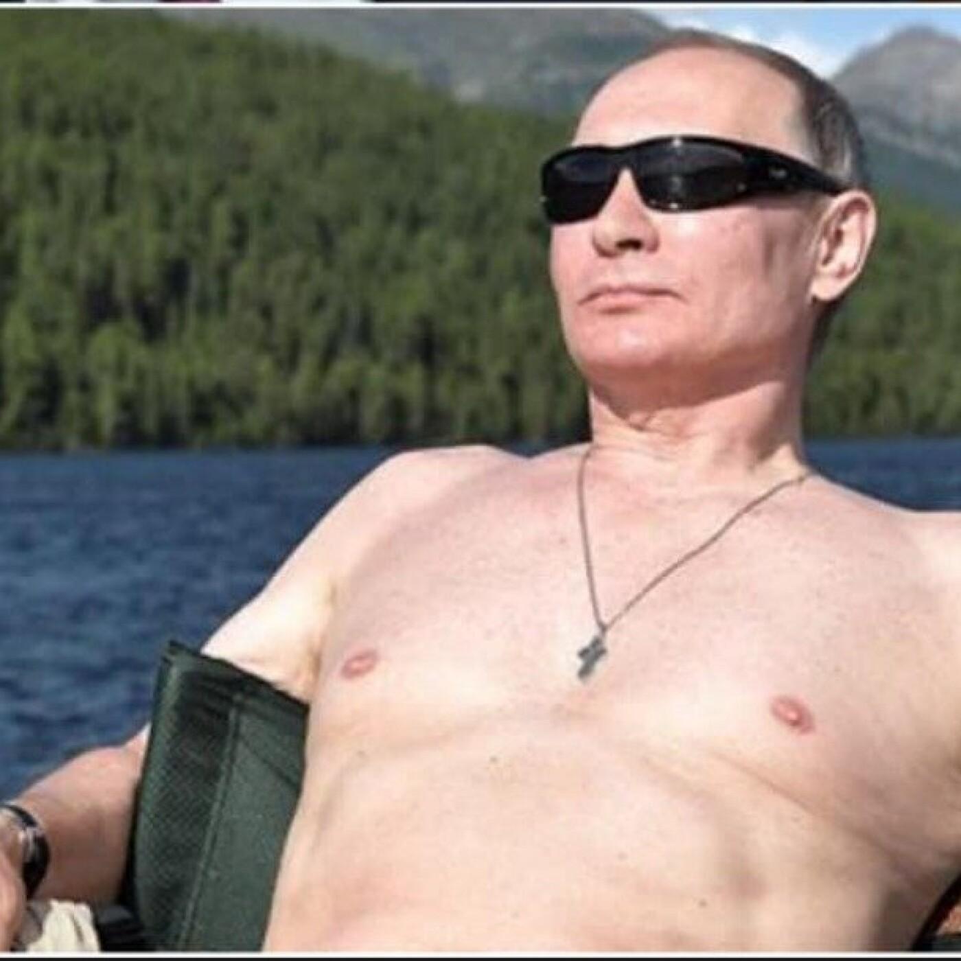 Mais qui est donc l'homme le plus sexy de Russie, Humeur du jour - 07 04 21 - StereoChic Radio