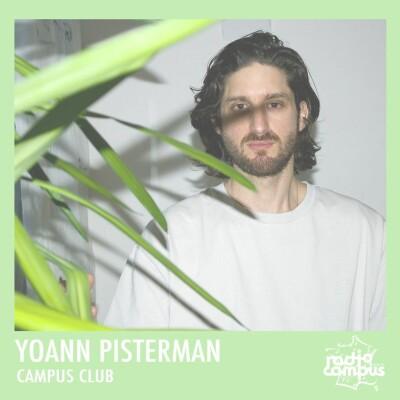 Yoann Pisterman | Campus Club cover