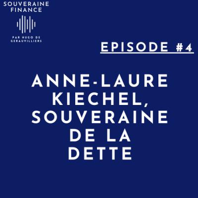4. Anne-Laure Kiechel, Souveraine de la dette cover