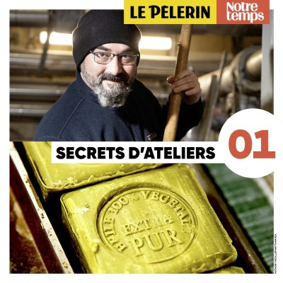 """Frank (Alpes-Maritimes) : """"Casser la croûte chaque matin, c'est mon métier de maître-savonnier"""" cover"""