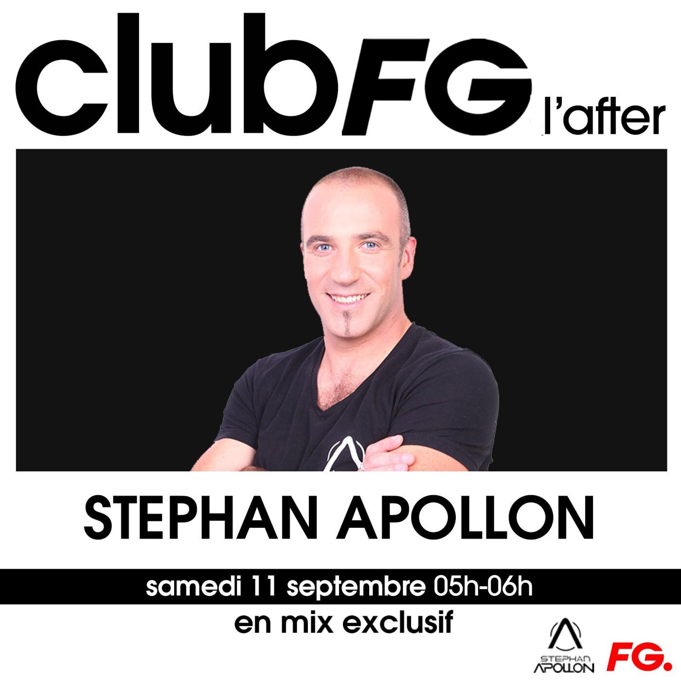 CLUB FG : STEPHANE APOLLON