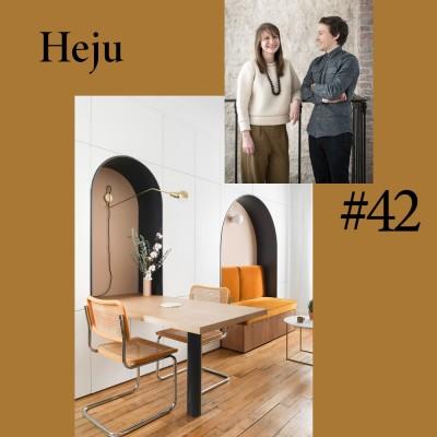 #42 Heju (Hélène Pinaud et Julien Schwartzmann) cover