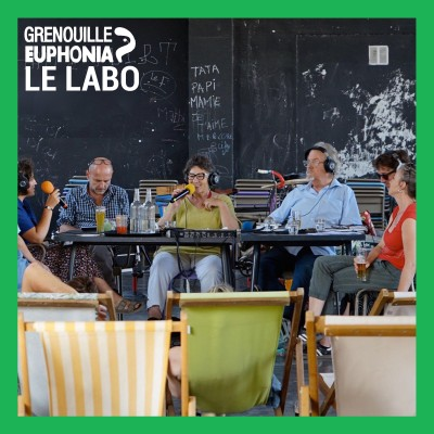 Image of the show Le labo de la Grenouille - Radio Grenouille