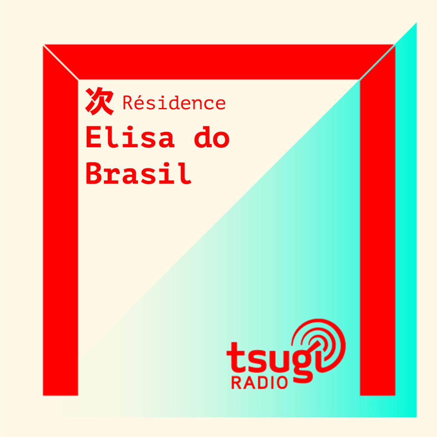 [DJ SET] Elisa Do Brasil invite Bobby
