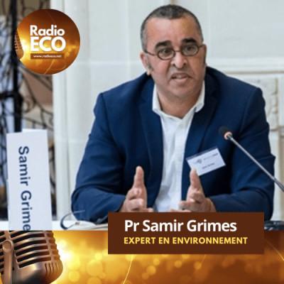 Pr Samir Grimes I Expert en Environnement et Développement durable cover