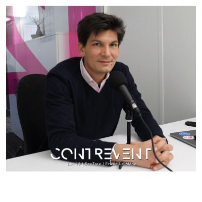 #18 EcoTree - Erwan Le Méné - Comment réconcilier les entreprises, les arbres et la finance ? - Brest cover