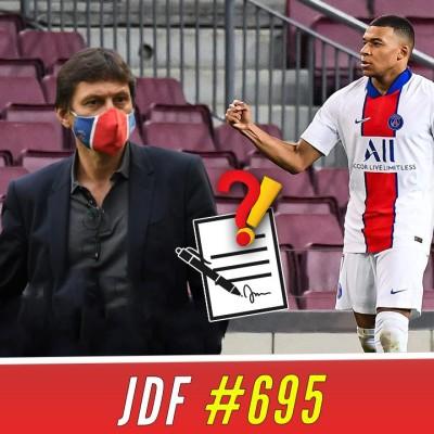 Le PSG fixe un ULTIMATUM à MBAPPÉ ! L'Ajax trolle Lille, une bonne nouvelle pour NEYMAR et BENZEMA cover