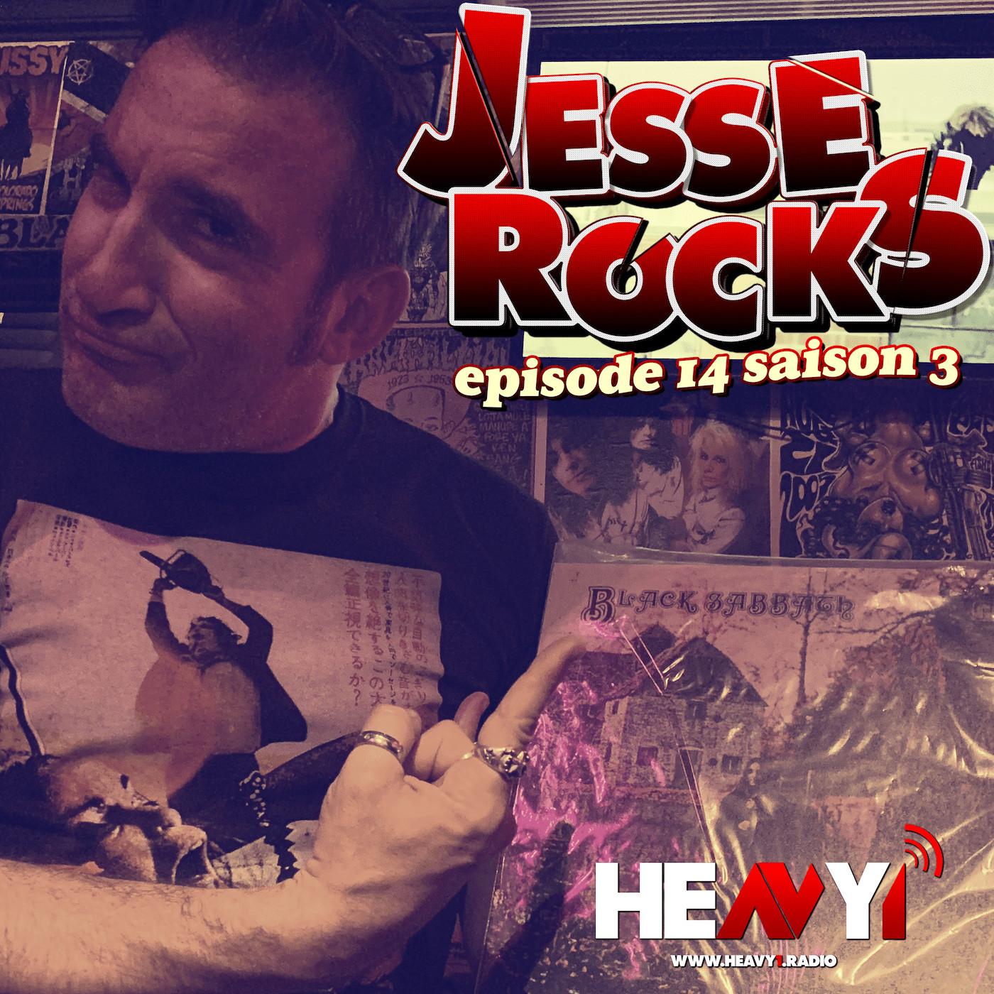 Jesse Rocks #14 Saison 3