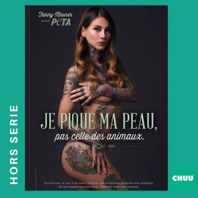 Fanny Maurer, une vie végan | #Hors-série 1 cover