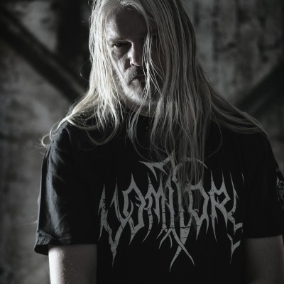 213Rock Podcast Harrag Melodica Interview with Martin Von Drunen of Asphyx New album Necroceros will out Jan 22th 2021  17 11 2020 cover