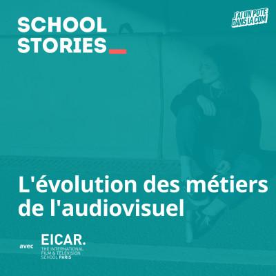 L'évolution des métiers de l'audiovisuel - EICAR cover