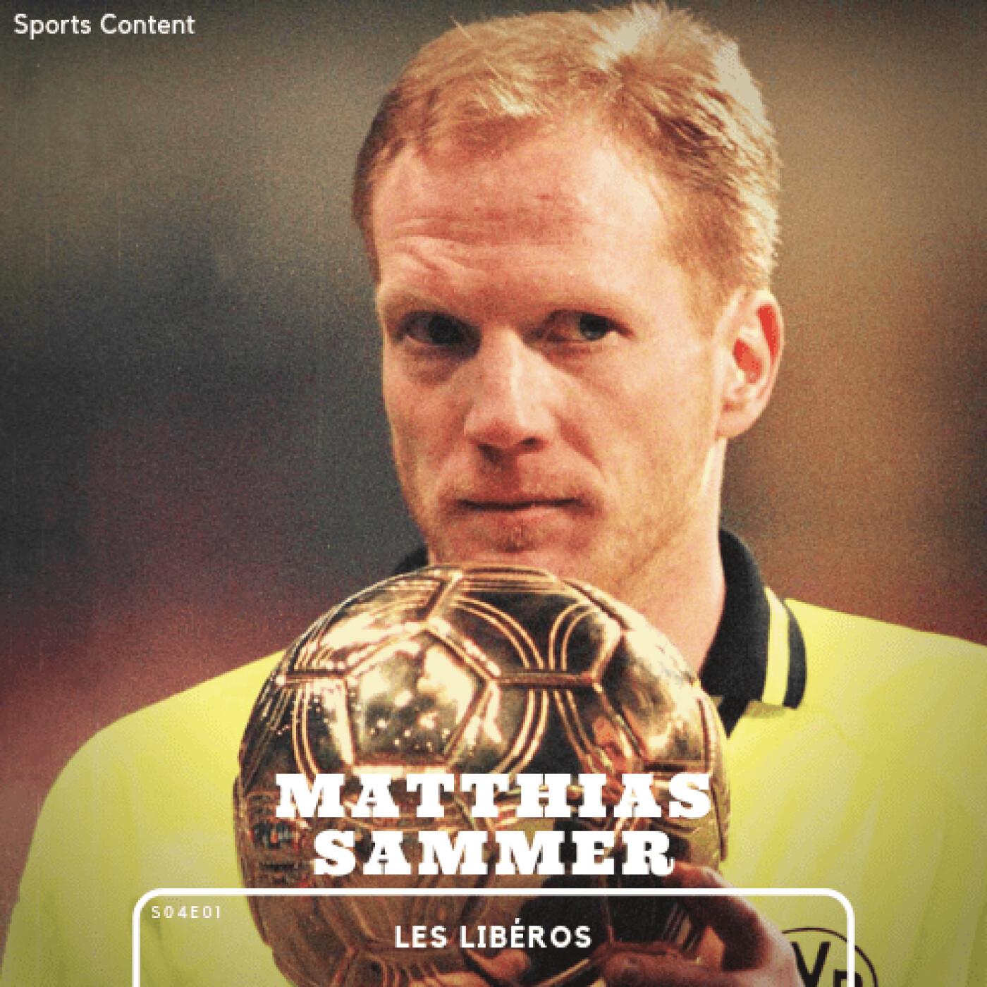 Matthias Sammer, libéro Ballon d'or !