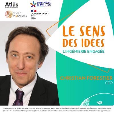 AÉRONAUTIQUE & SCIENCE-FICTION - Christian Forestier, directeur général d'Apsys cover