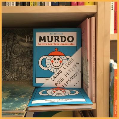 Grands livres pour petites personnes #10 - Murdo cover