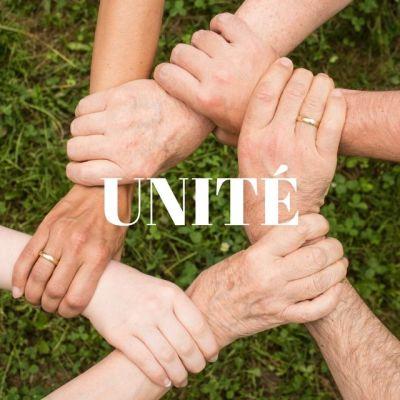 UNITÉ - 01 - Le Fondement de l'unité - Fabien Boinet cover