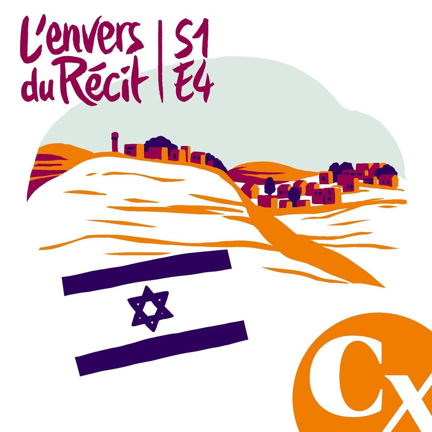 """""""A la rencontre des colons israéliens"""" - Marianne Meunier - S1E4"""