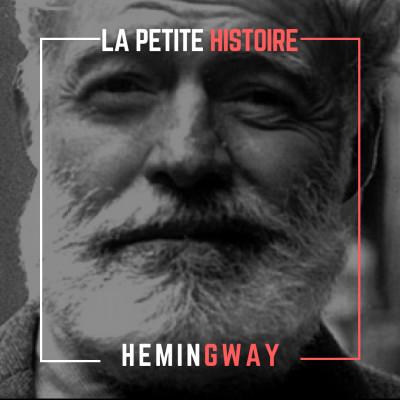 La Petite Balade de Paris avec Ernest Hemingway [épisode en binaural] cover