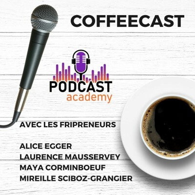 CoffeeCast - FRiPreneurs cover