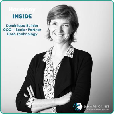 #40 Dominique Buinier, Octo Technology : « Tu crées la confiance, tu crées l'autonomie » cover