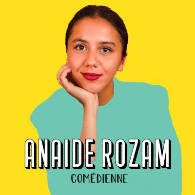Anaïde Rozam, Comédienne - Au jour le jour [BEST-OF] cover