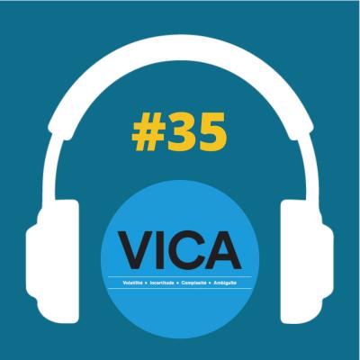 #35 - Comment évoluer dans un monde VICA cover