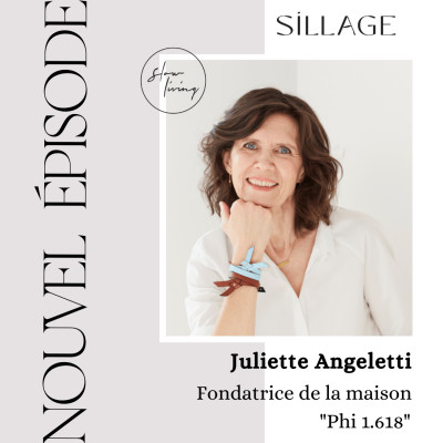 Juliette Angeletti - Fondatrice de Phi 1.618, une maison de haute maroquinerie éco-responsable cover