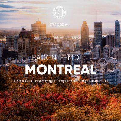Raconte-moi ... Montréal au Canada cover