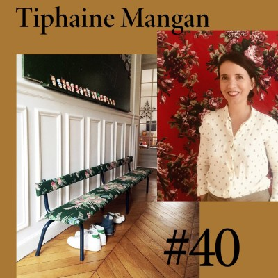 #40 Tiphaine Mangan (Les Causeuses) cover