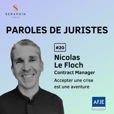 #20 - Nicolas Le Floch - Accepter une crise est une aventure cover