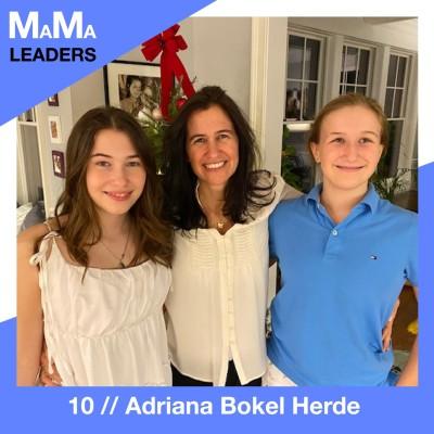 10. Adriana Bokel Herde über gesellschaftliche Erwartungen, Karriere und Schuldgefühle cover