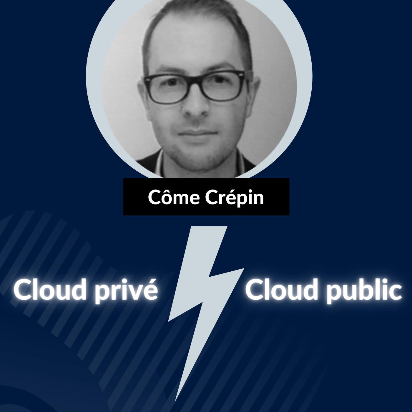 Le Match IT by BLUE - Cloud privé VS Cloud public