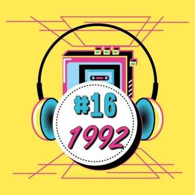 Bi-Bop #16 : 1992 cover