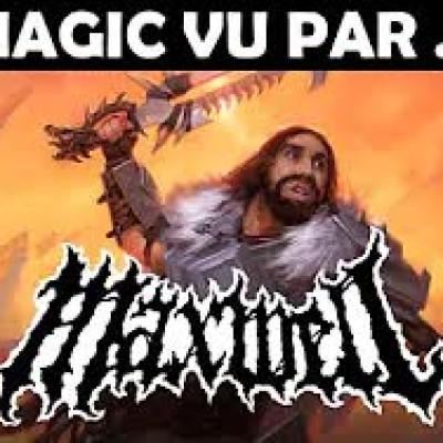 Magic: the Gathering vu par... Maxwell ! Le youtubeur nous parle de ses cartes préférées ! cover