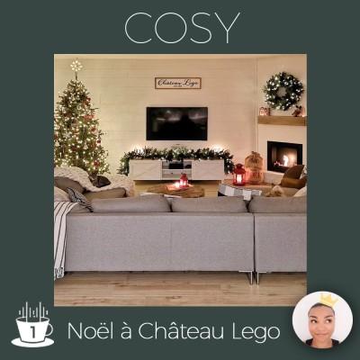 1. Noël à Château Lego cover