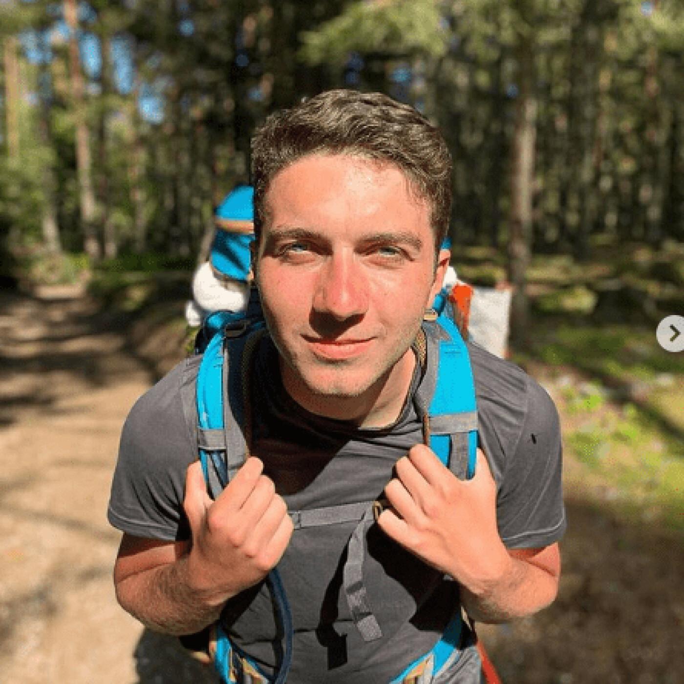 Thomas, explorateur de 22 ans, veut découvrir le monde - 30 03 2021 - StereoChic Radio