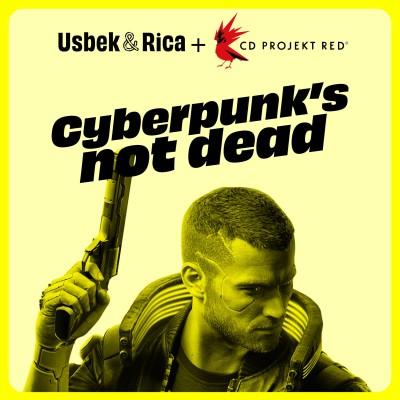 Cyberpunk's not dead cover